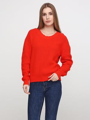 Джемпер красный | 5280085