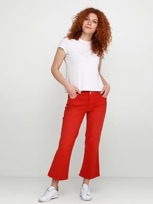 Джинси червоні | 5280159