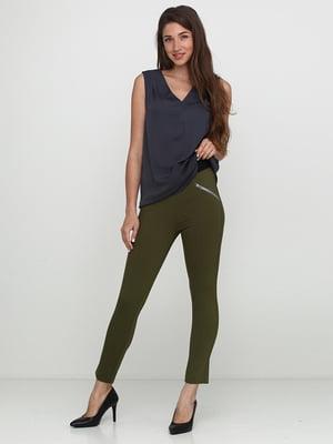 Штани зелені | 5280174