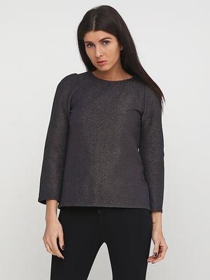 Блуза темно-сіра | 5280190