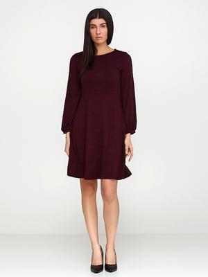Сукня бордова | 5280320