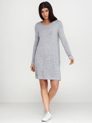 Сукня світло-сіра | 5280326