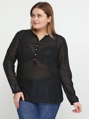 Блуза чорна | 5280348