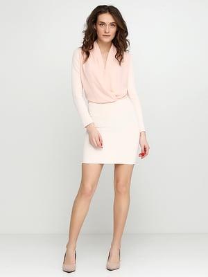 Сукня персикового кольору   5280368