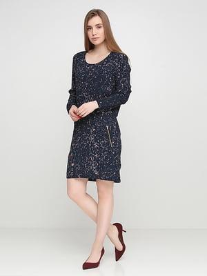 Сукня темно-синя | 5280384