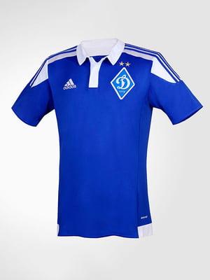 Футболка синяя | 3711495