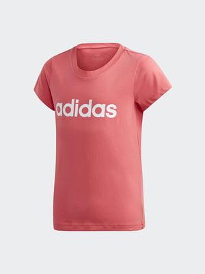 Футболка рожева | 5183222