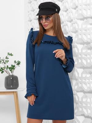 Сукня бірюзова | 5280768