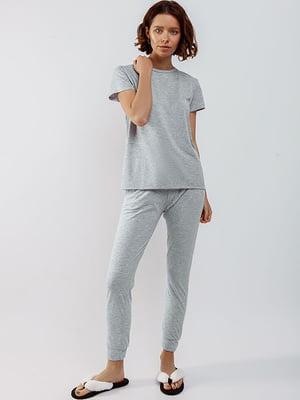 Комплект домашній: футболка і штани | 5280982