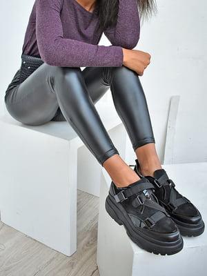 Кросівки чорні | 5281116
