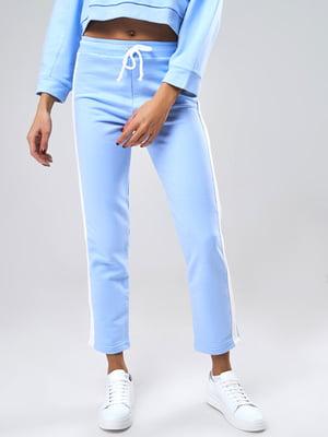 Штани блакитні | 5281176