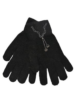 Перчатки черные | 5281398