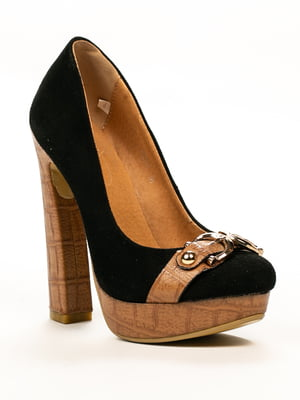 Туфли черные | 5275127