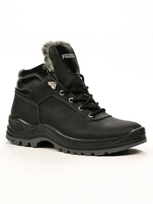 Ботинки черные | 5259013