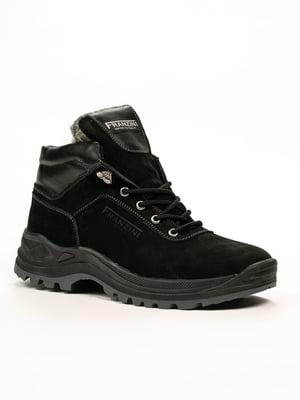 Ботинки черные | 5259012