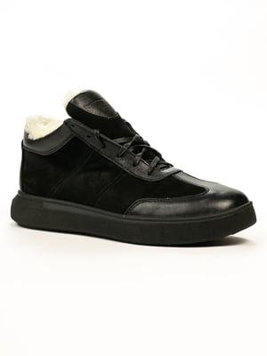 Ботинки черные | 5259009