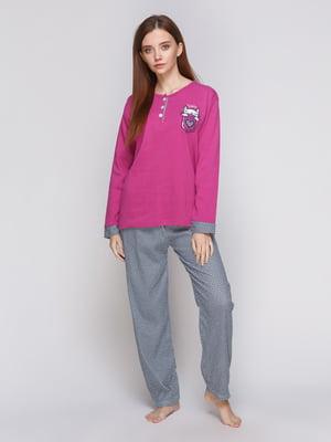 Піжама: кофта і штани | 5279559