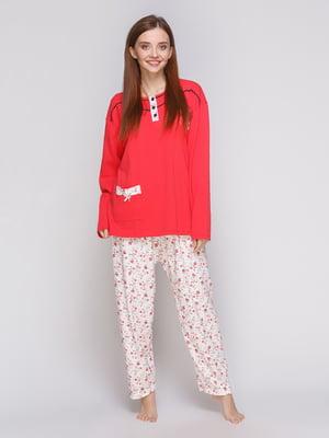 Піжама: кофта і штани | 5279557