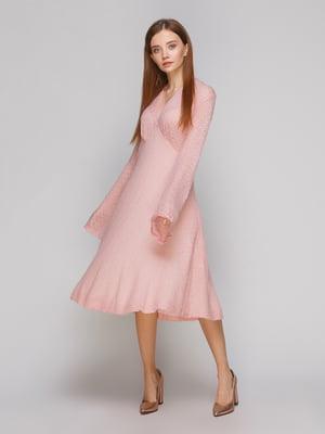 Сукня рожева | 5265809