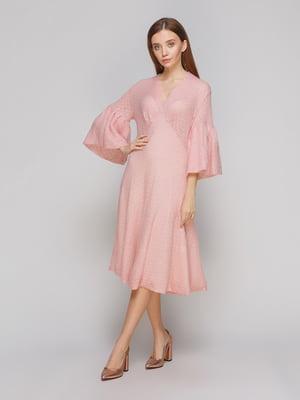 Сукня рожева | 5265810