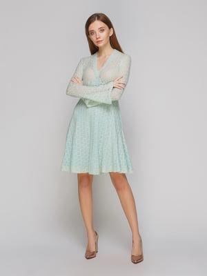 Сукня бірюзова | 5265799