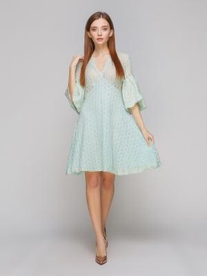 Сукня бірюзова | 5265798