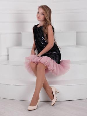 Платье черное | 4788607