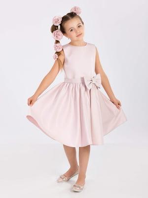 Платье цвета пудры | 5219263