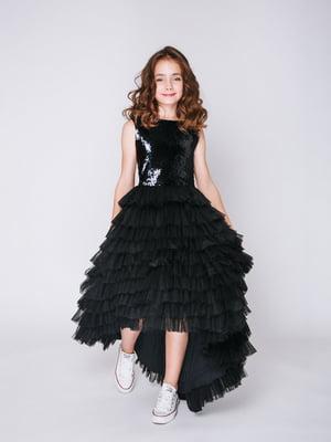 Платье черное | 5219267