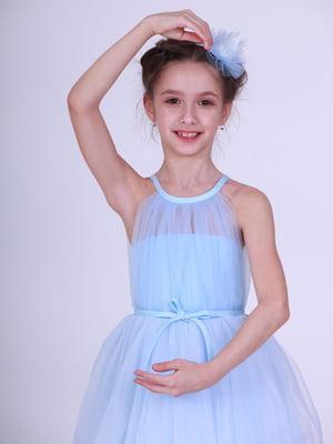 Сукня блакитна | 5219274