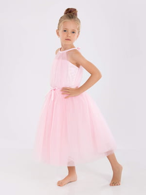 Платье розовое | 5219275