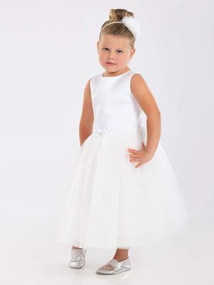 Сукня молочного кольору | 5219284