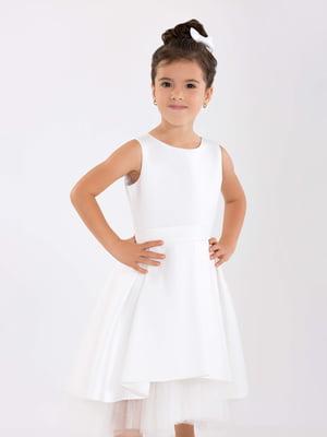 Платье молочного цвета | 5281496