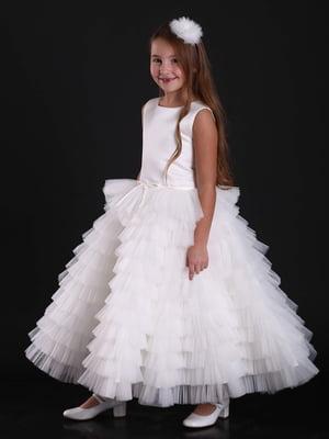 Платье молочного цвета | 5281500