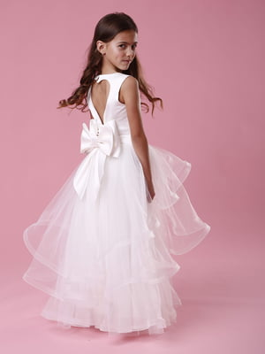 Платье молочного цвета | 5281504