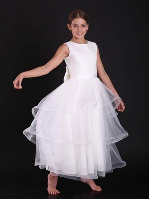 Сукня молочного кольору | 5281507