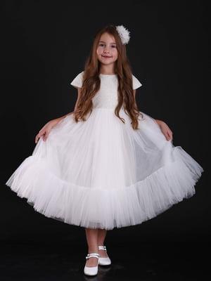 Сукня молочного кольору | 5281508