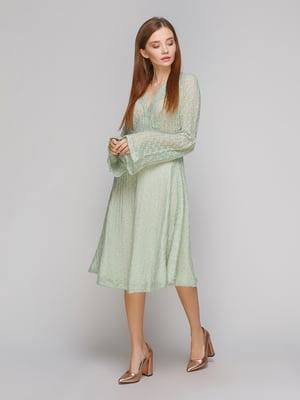 Сукня світло-зелена | 5265804