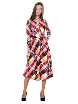 Платье разноцветное | 5281522