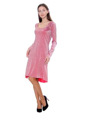 Сукня рожева | 5281532