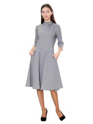 Платье серое | 5281536