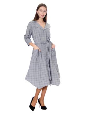 Сукня сіра | 5281537