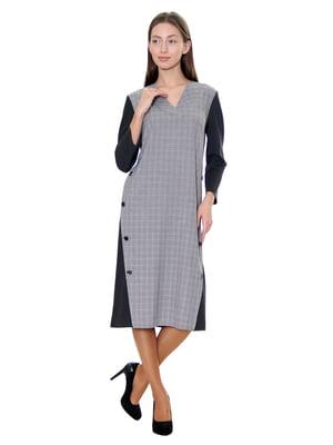 Сукня сіра | 5281538