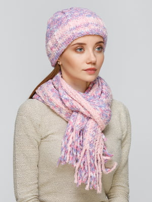 Комплект: шапка та шарф   5259043