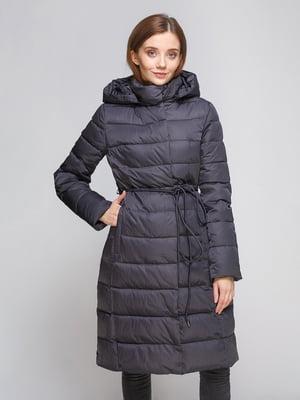 Куртка темно-сіра | 5259024