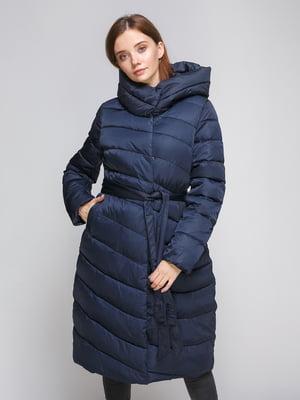 Куртка темно-синя | 5265829