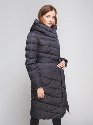 Куртка темно-сіра | 5265823