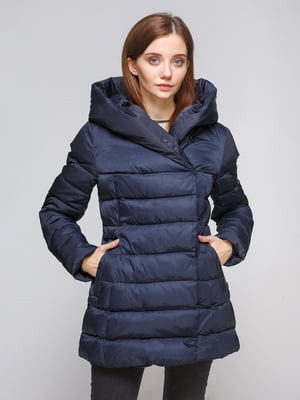 Куртка темно-синя | 5265825