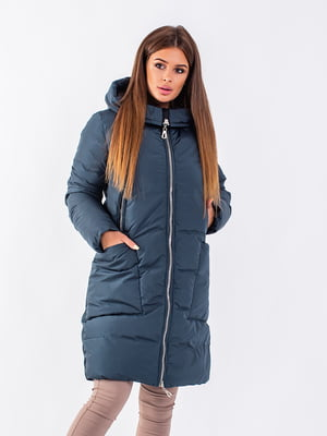 Пальто зеленое | 5281653