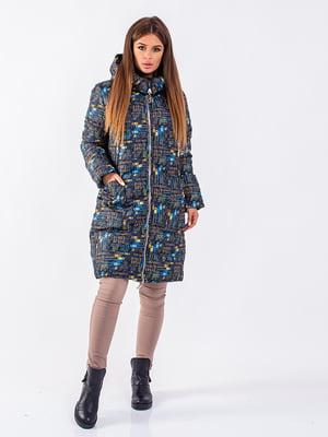Пальто синє | 5281669